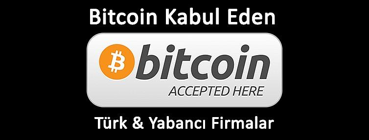Bitcoin İle Alışveriş Yapılan Siteler 2018