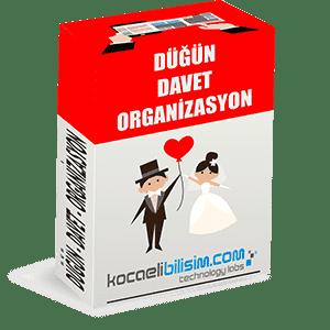 Düğün Davet Organizasyon Firması İnternet Sitesi