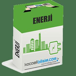 Enerji Firması İnternet Sitesi