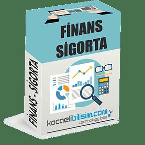 Finans / Sigorta Firması İnternet Sitesi