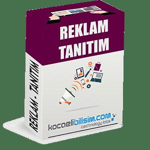 Reklam / Tanıtım / Ajans Firması İnternet Sitesi