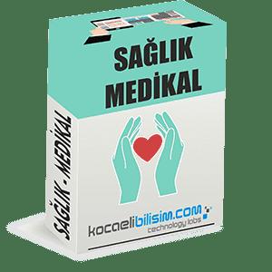 Hastane ve Medikal Web Sitesi