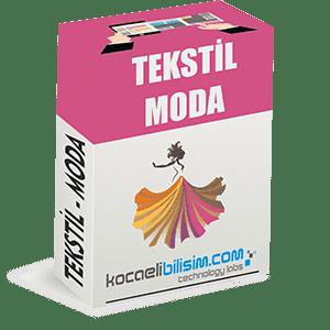 Tekstil / Moda Firması İnternet Sitesi